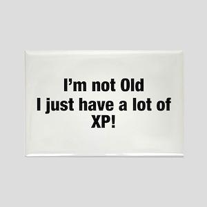 I'm not Old Rectangle Magnet