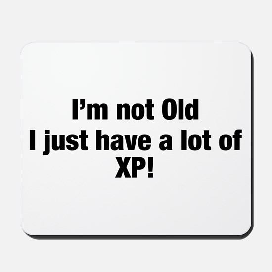 I'm not Old Mousepad