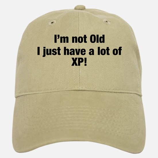 I'm not Old Baseball Baseball Cap