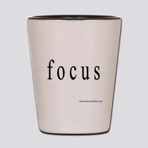 Focus Shot Glass