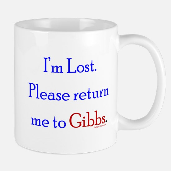 Return Me to Gibbs Mug