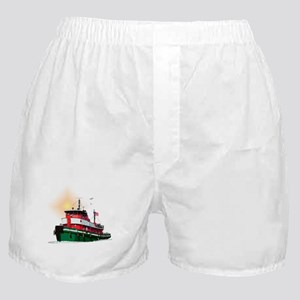 The Tugboat Ohio Boxer Shorts