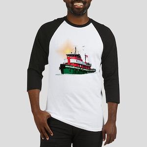 The Tugboat Ohio Baseball Jersey