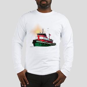 The Tugboat Ohio Long Sleeve T-Shirt