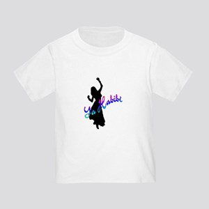 Ya Habibi white Toddler T-Shirt