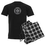 Canadian Pride STRONG & FREE Men's Dark Pajamas