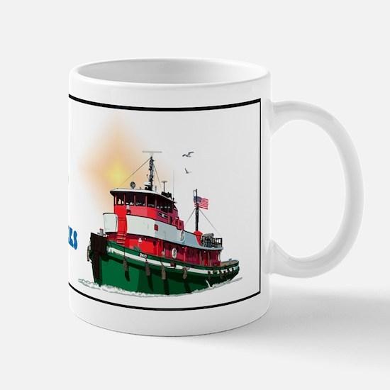 Cute Tugboats Mug