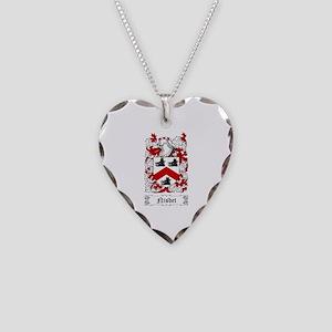 Nisbet Necklace Heart Charm