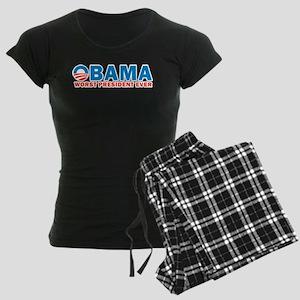 Worst Ever Women's Dark Pajamas