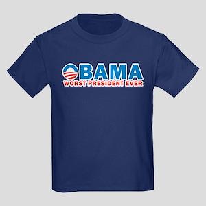 Worst Ever Kids Dark T-Shirt