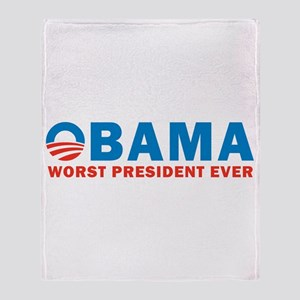 Worst Ever Throw Blanket