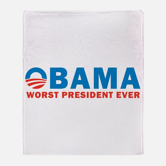 Worst Ever Throw Blanket