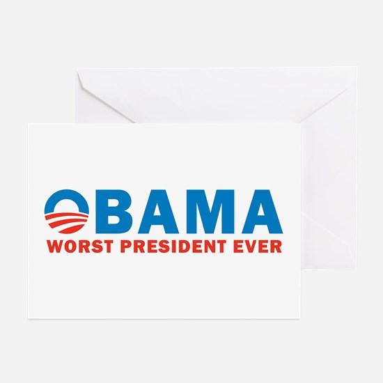 Worst Ever Greeting Cards (Pk of 10)