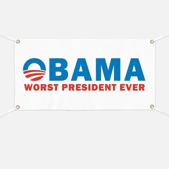 Worst Ever Banner