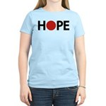 Hope for Japan ! Women's Light T-Shirt