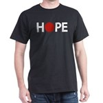 Hope for Japan ! Dark T-Shirt