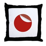 New Sticker Japan Throw Pillow