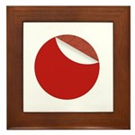 New Sticker Japan Framed Tile