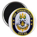 USS CONNECTICUT Magnet