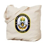 USS CONNECTICUT Tote Bag