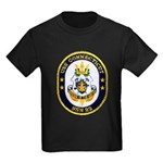 USS CONNECTICUT Kids Dark T-Shirt