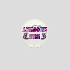Awesome mimi Mini Button