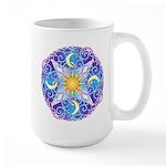 Celestial Mandala Large Mug