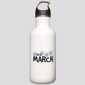 Due in March - Daisies Stainless Water Bottle 1.0L