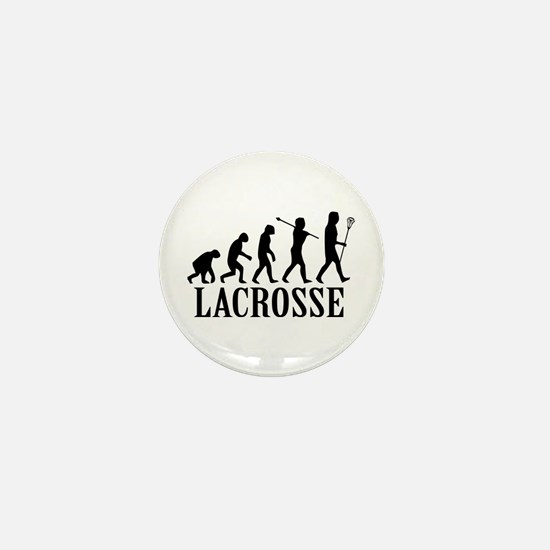 Lacrosse Evolution Mini Button