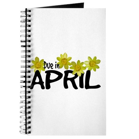 Due in April - Daffodils Journal