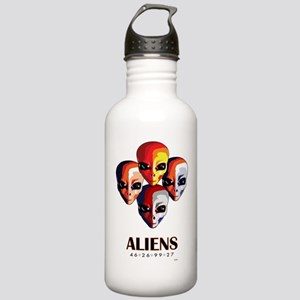 The MotoGP Aliens Stainless Water Bottle 1.0L
