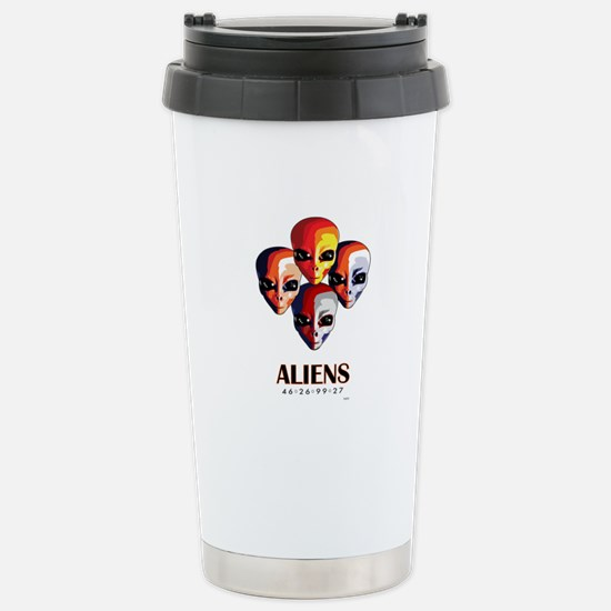 The MotoGP Aliens Stainless Steel Travel Mug