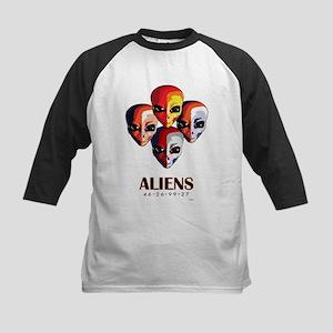 The MotoGP Aliens Kids Baseball Jersey