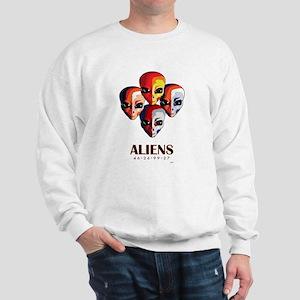The MotoGP Aliens Sweatshirt