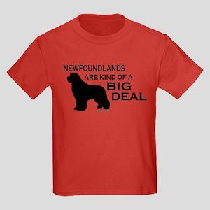 Big Deal Kids Dark T-Shirt