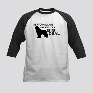 Big Deal Kids Baseball Jersey