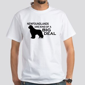 Big Deal White T-Shirt