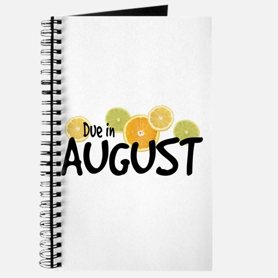 Due in August - Citrus Journal