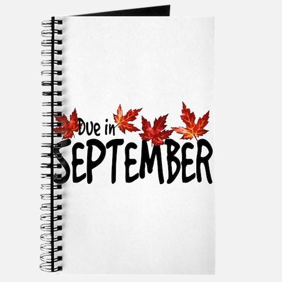 Due in September - Leaves Journal