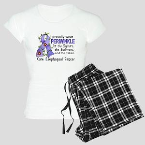 Periwinkle for Fighters Survivors Taken (E Pajamas