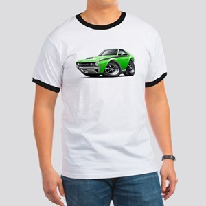 1970 AMX Lime-Black Car Ringer T