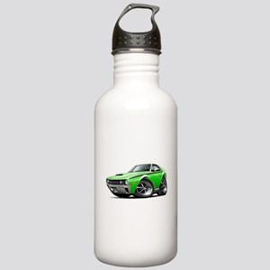 1970 AMX Lime-Black Car Stainless Water Bottle 1.0