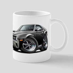 1970 AMX Black Car Mug