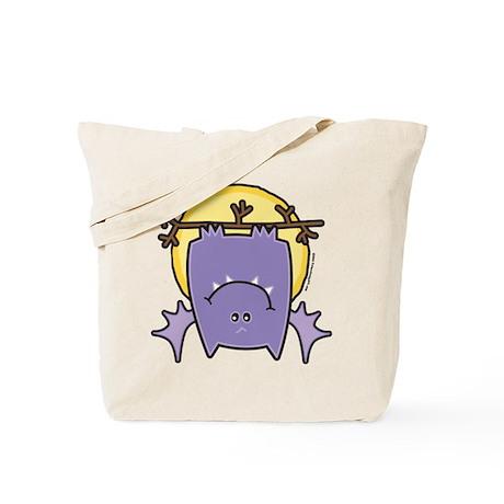 Baby Vampire Bat Tote Bag