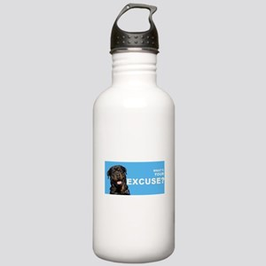 What's Your Excuse? Stainless Water Bottle 1.0L