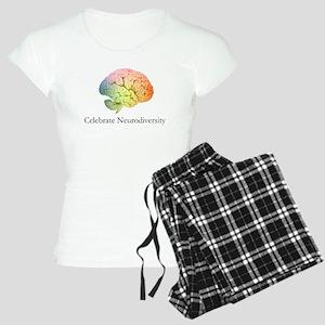 Celebrate Neurodiversity Women's Light Pajamas