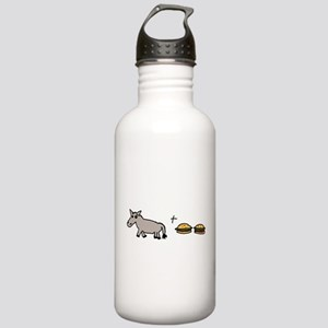 Assburgers Stainless Water Bottle 1.0L
