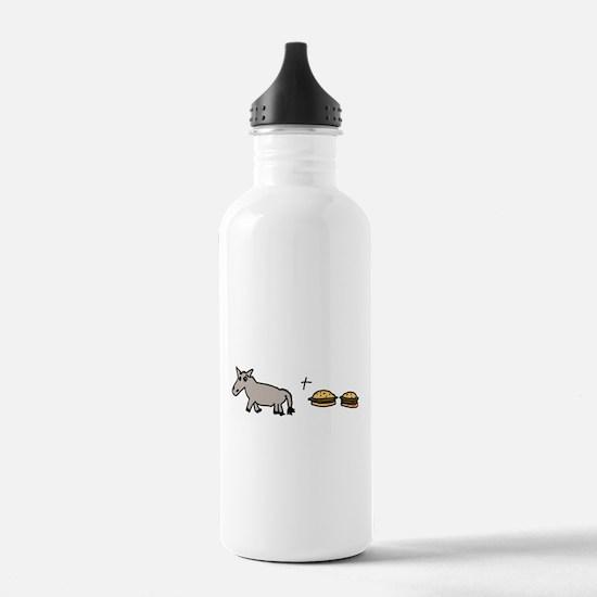 Assburgers Water Bottle
