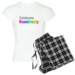 Celebrate Neurodiversity 2 Women's Light Pajamas