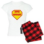 Super Advocate Women's Light Pajamas